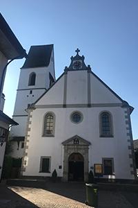 kath. Kirche Mellingen AG