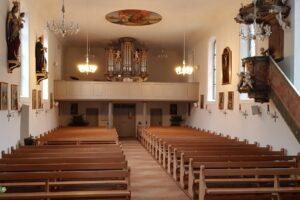 kath. Kirche Vorderthal SZ