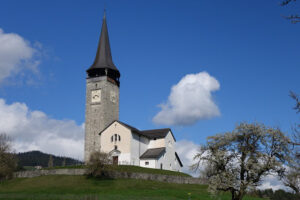 kath. Kirche Sagogn GR