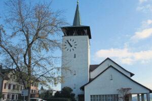 ref. Kirche Kirchberg SG