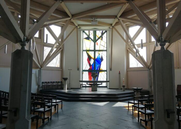 kath. Kirche Fällanden ZH